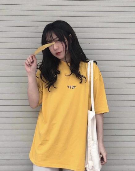 Áo phông thường là sản phẩm được may freesize nhiều nhất